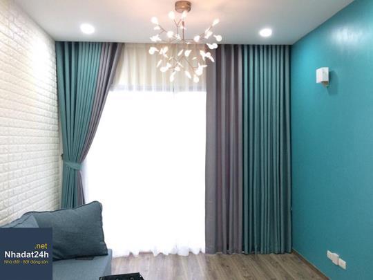 Xu hướng chọn rèm phòng ngủ mùa thu