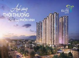 Chung cư Tecco Elite City, TP Thái Nguyên