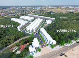 Khu dân cư Inco City, Huyện Tân Uyên, Bình Dương