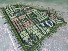 KĐT Rùa Vàng City, Huyện Lạng Giang, tỉnh Bắc Giang.