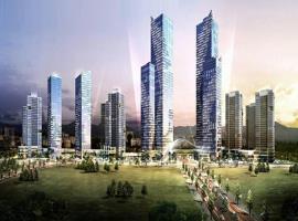 Tổ hợp chung cư cao cấp USilk City, Quận Hà Đông, Hà Nội