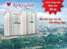 Căn hộ Tân Hồng Ngọc (The Rubyland), Quận Tân Phú, TP Hồ Chí Minh