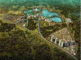 Khu đô thị Gamuda City, Quận Hoàng Mai, Hà Nội
