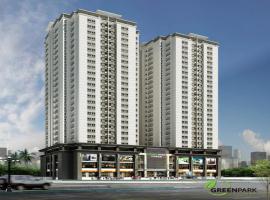 Chung cư Green Park Tower, Quận Cầu Giấy, Hà Nội