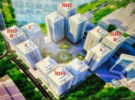 Chung cư HH3 Linh Đàm, Quận Hoàng Mai, Hà Nội