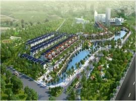 Khu Đô Thị Green Lake, Cẩm Lệ, Đà Nẵng