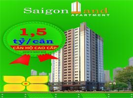 Căn hộ Saigonland Apartment, Quận Bình Thạnh, TP Hồ Chí Minh