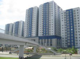 Căn hộ City Gate Towers, Quận 8, TP Hồ Chí Minh