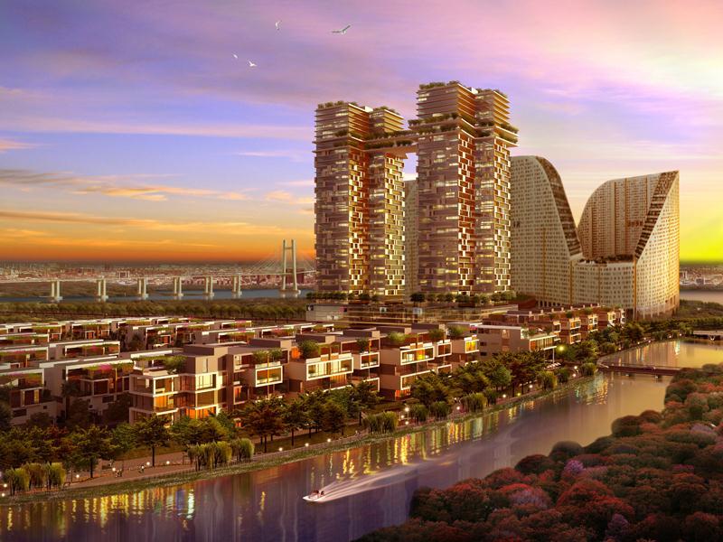 Jamona City, Quận 7, TP Hồ Chí Minh