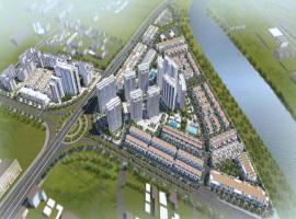 Khu đô thị sinh thái Waterfront City, Quận Lê Chân, Tp Hải Phòng