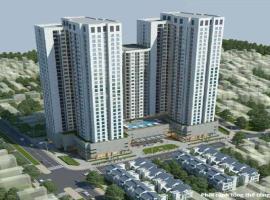 Chung cư Goldsilk Complex, Quận Hà Đông, Hà Nội