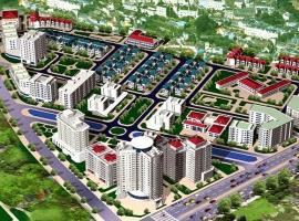 Chung cư Khu đô thị Resco Cổ Nhuế , Quận Bắc Từ Liêm, Hà Nội