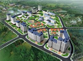 Khu đô thị mới Cổ Nhuế, Quận Bắc Từ Liêm, Hà Nội