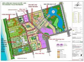 Khu tổ hợp du lịch Sonasea Villas and Resorts