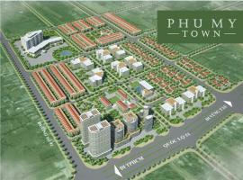 Khu đô thị mới Phú Mỹ Town, Huyện Tân Thành, Bà Rịa Vũng Tàu