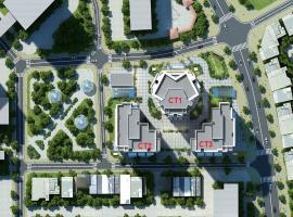 Chung cư Park View City, Cầu giấy, Hà Nội