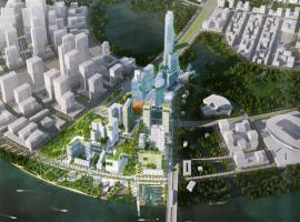 Dự án tòa tháp Empire City Thủ Thiêm, Quận 2, TP Hồ Chí Minh