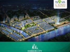 Khu đô thị Harbor City, Quận 8, TP Hồ Chí Minh