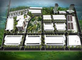 Khu đô thị Hưng Phú, Thành phố Bến Tre, Tỉnh Bến Tre