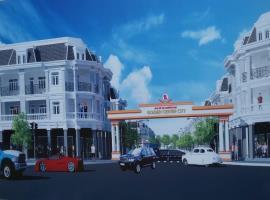 Khu đô thị Golden Center City, Bến Cát, Bình Dương