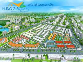 Khu đô thị Hưng Gia Garden City, Bến Lức, Long An