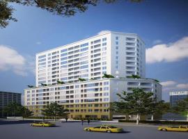 Khu nhà ở cao tầng tòa nhà Hanhud, Bắc Từ Liêm, Hà Nội