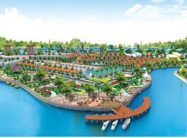 Khu đô thị sinh thái An Hạ Riverside ( Tân Đô Ecovillage), Bình Chánh, TP Hồ Chí Minh