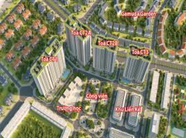Chung cư Gelexia Riverside, Hoàng Mai, Hà Nội
