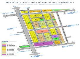Khu đô thị The Gold City, Đồng Xoài, Bình Phước