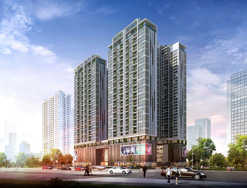 Chung cư 6th Element, Quận Tây Hồ, Hà Nội