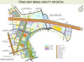 Vincity Sportia, Đại Mỗ, Hà Nội