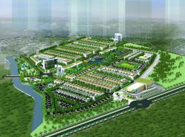 Khu đô thị Green City, Bình Chánh, TP Hồ Chí Minh