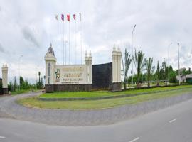 KĐT Five Star New City, huyện Cần Giuộc, Long An