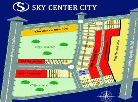 Sky Center City, Thị trấn Chơn Thành, Tỉnh Bình Phước