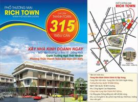Rich Town An Phú, Huyện Thuận An, Tỉnh Bình Dương