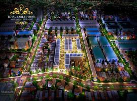 Royal Market Town, Thị xã Thuận An, Tỉnh Bình Dương