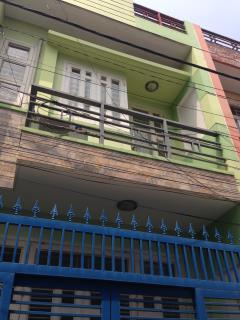 Bán nhà 1 lầu mt thới an 11 vào 1 trục p.thới an q.12