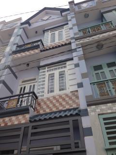 Bán nhà 1 trệt 2 lầu shc mt nội bộ 6 m đường lê thị riêng