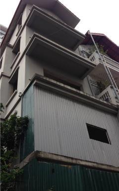 Bán nhà xây thô 4,5 tầng phố đông quan, cầu giấy