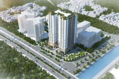 Cần bán căn số 10 chung cư tứ hiệp plaza, 65m, 17,8 tr/m2.