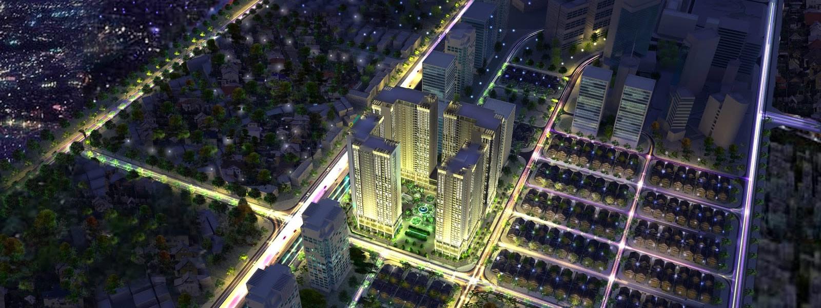 Bán chung cư Eco Green City, Quận Hoàng Mai