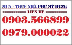 Bán nhà phố phú mỹ hưng - đang có hợp đồng thuê 2300usd/ thá