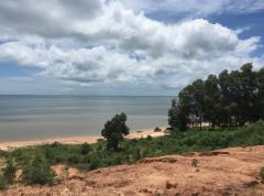 Bán 10640m2 đất mặt biển cây sao hàm ninh, 2.2 tỷ/công.