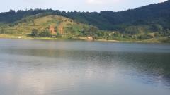 Bán 7000m2 đất trang trại mặt hồ, tiến xuân, thạch thất.