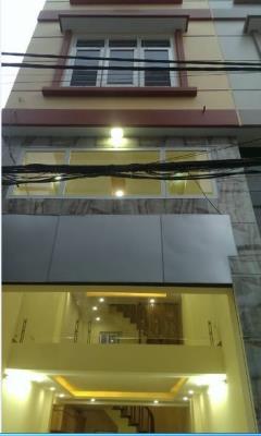 Bán nhà ngách 59 ngõ 68 phố triều khúc 30m 5 tầng xây mới ki