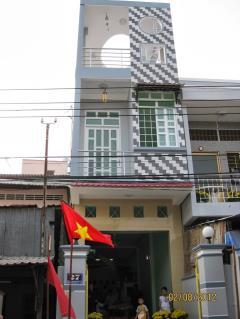 Bán nhà mặt tiền số 27 nguyễn tri phương, phường 7 tp mỹ tho