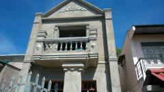 Nhà ql50, 1 lầu,2pn,2wc,52m,sổ hồng riêng, 490tr