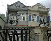 Bán nhà mới xây, ql50, sổ hồng riêng hợp lệ, 360tr, 460tr
