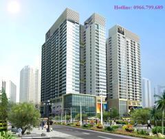 Bán chung cư horizon tower  ngoại giao đoàn 26tr/m2