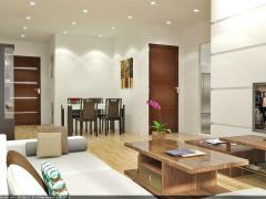 Cho thuê căn hộ 90m2, 5 tr/th, chung cư ngoại giao đoàn.